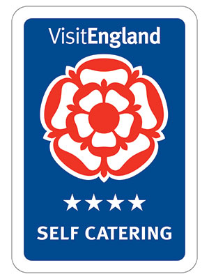 Visit Britain Four star rating