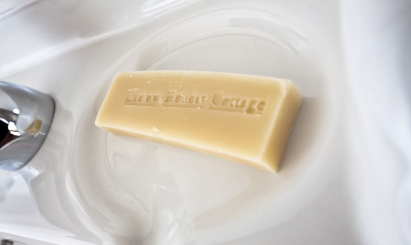 Ludlow Holiday Cottage soap