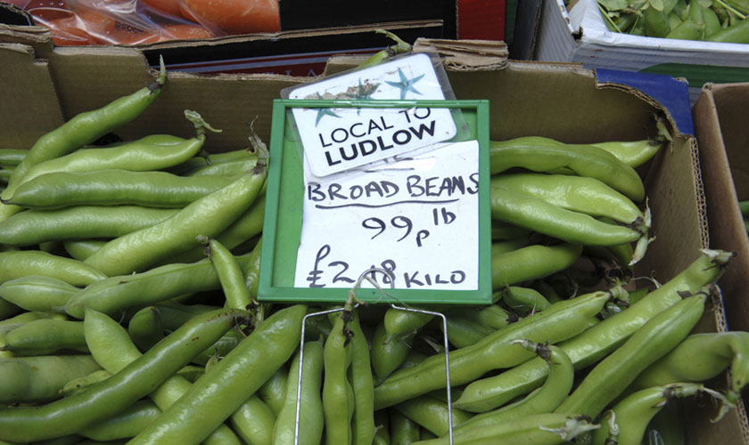 Local Ludlow Produce