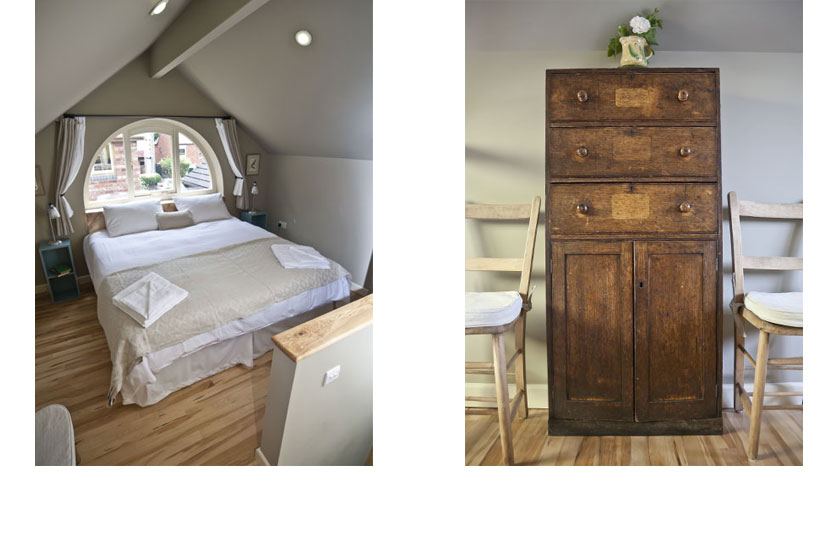 Ludlow Holiday Cottage, Shropshire Bedroom and interior furnishings