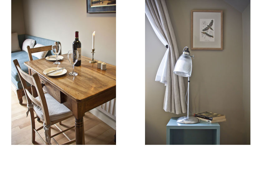 Ludlow Holiday Cottage, Shropshire Bathroom and furnishings