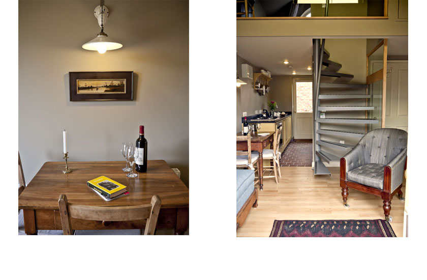 Ludlow Holiday Cottage, Shropshire interior furnishings